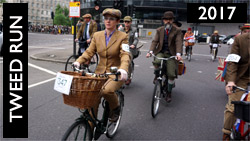 Tweed Run 2017
